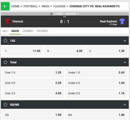 campobet free bet india