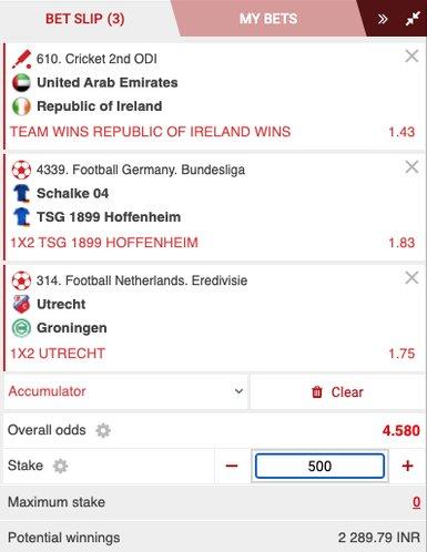 oppa888 cricket betting