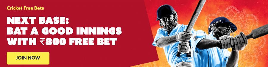 funbet cricket betting free bet